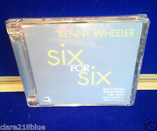 NEW Kenny Wheeler - Six for Six (2013) Cam Jazz 8 tracks