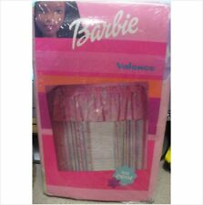 DREAMTIME BALET SHOES BARBIE WINDOW VALANCE~NEW~BEDROOM CURTAIN WINDOW DECOR.