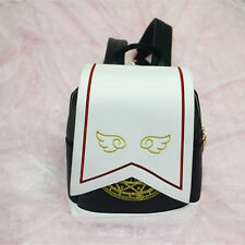 Anime lolita Cardcaptor Sakura Card captor Sakura Sailor suit backpack Schoolbag