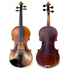 Professional Hand-made 4/4 Full Size Acoustic Violin Antique Style