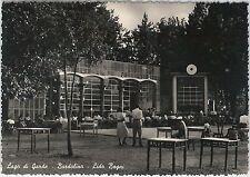 54641 -- CARTOLINA d'Epoca - LAGO di GARDA: Bardolino 1952