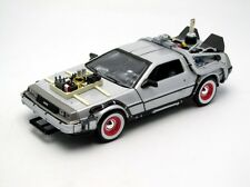 WELLY 1/24 DE LOREAN Back to the Futur III 22444