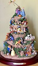 Disney Characters Art Sculpture by Bradford Exchange with COA, Lights Up!