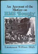 William Bligh~AN ACCOUNT OF THE MUTINY ON HMS BOUNTY~HB/DJ