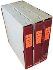 Collezione San Marino Francobolli NUOVI 3 cartelle 1960-86 Lotto Stock 81 FOTO