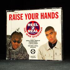 Reel 2 Echt - Raise Ihre Hände - Die Mad Stuntman - musik cd EP