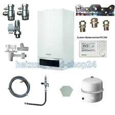 Buderus GAS VAILLANT dispositivo SPA Logamax plus GB 172 14kw con RC 300 w22 S