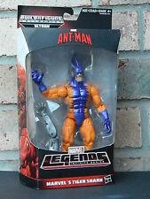 """TIGER SHARK Ant Man Marvel Legends Infinite Series 6"""" Action Figure BAF Ultron"""