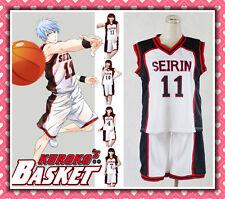★ KUROKO NO BASKET Uniforme SEIRIN cosplay divisa Kuroko Tetsuya Taiga Kagami