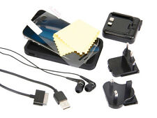 iPhone 4/4S Starter Set LOGIC3 WPP217- Pack de inicio - 5 x accesorios