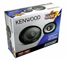 "KENWOOD KFC-6965S 6"" x 9"" 3-WAY CAR AUDIO COAXIAL SPEAKERS (PAIR) 400 WATTS NEW"