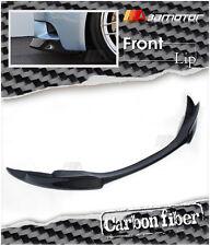 CARBON FIBER V TYPE FRONT LIP SPOILER for BMW E90 E92 E93 M3 BUMPER