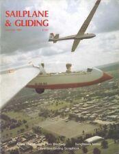 SAILPLANE & GLIDING MAGAZINE 1989 JUL EDWARDIAN GLIDING SCRAPBOOK, DOC SOUPER
