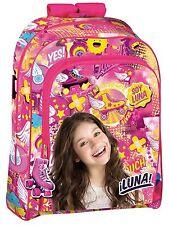 Disney Soy Luna großer Rucksack Schulrucksack 43 x 32 x 14cm