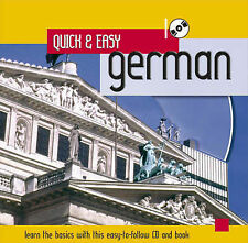 German (Quick and Easy),,New Book mon0000017626