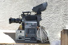 Sony BVP-E30 Camera Package (16x9 & SDI)