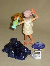 Harry Potter Dobby House Elf Figure Mattel 2001 Magical Action Feature