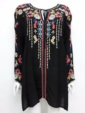 NWT Johnny Was Embroidered Emily Tunic - XL - JW31990317