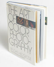 THE ART OF COLOR PHOTOGRAPHY BY JOHN HEDGECOE