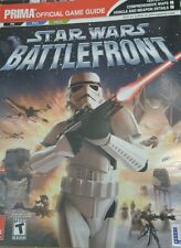 Prima Star Wars Battlefront PC PS2 Xbox Official Strategy Guide