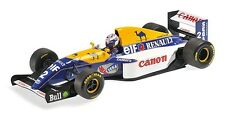 Minichamps 1:18 LaBatt's Williams FW15 F1 GP World Champion 1993, Alain Prost