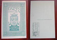 CARTOLINA DALMATIA COMITATO DI ASSISTENZA - ANNO VIII - A. FERRARO #2#