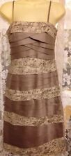 BNWT Phase Eight /8 Kate Lace  bandage Dress in Champagne Size 14 -- £150 In Box