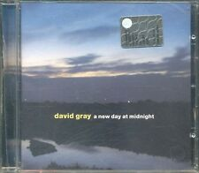David Gray - A New Day At Midnight CD Perfetto