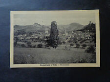 CARTOLINA TORINO CORNELIANO D' ALBA PANORAMA VIAGGIATA 1939 NUMIS SUBALPINA