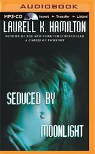 Meredith Gentry: Seduced by Moonlight 3 by Laurell K. Hamilton (2015, MP3 CD,...