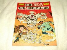 The Real Ghosbusters Comic Issue 64 September 1989
