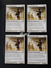 SET 4X MENTORE DEGLI UMILI - MENTOR OF THE MEEK  - MTG MAGIC [MF]