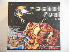 COFFRET 2 CD : ROCKET FUEL : DOWNBEAT, CHUNKY HOUSE, WOBBLY TECHNO. | PORT 0€