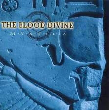 THE BLOOD DIVINE Mystica  / Peaceville CD 1997 (cdvile 70)