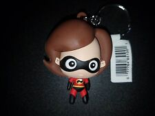 MRS. INCREDIBLE DISNEY FIGURAL KEYRING SERIES 8 MONOGRAM KEYCHAIN