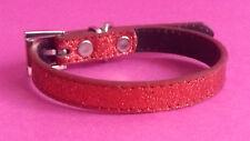 Rojo XS Small Brillante Ostentoso Collar De Perro Chihuahua Cachorro Raza Pequeña Yorkie Pom