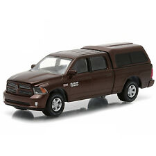 Greenlight 2014 Ram 1500 Guts-Glory Ram Pickup Truck 1:64 Brown 29809
