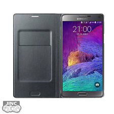 Original Samsung SM-N910 Galaxy Note4/Note 4 Leather Wallet Cover Case Pouch