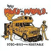 Big D And The Kids Table : Strictly Mixed And CD (2009)