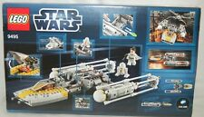 LEGO Star Wars 9495 Gold Leader's Y-wing Starfighter Princess Leia R-5-F7 MISB