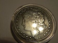 1895 Morgan Dollar Two Face Coin --NR No Reserve   ----Lot #6