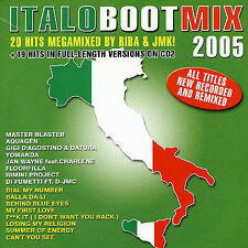 CD Italo Boot Mix 2005 - Various Artists