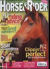 HORSE & RIDER MAGAZINE - November 2011