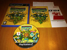 TEENAGE MUTANT NINJA TURTLES  PARA  PLAYSTATION 2 / PS2 / PLAY2