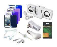 11 Item Accessory Bundle Combo Kit Set for Apple iPod Touch 5th Generation