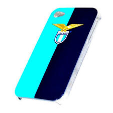 SS LAZIO RIGIDA IPHONE 4 TELEFONO CELLULARE CASE COVER