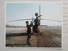 PHOTO MCDONNELL DOUGLAS BELL OH-58D MAST MOUNTED SIGHT FORT HUNTER LIGGETT