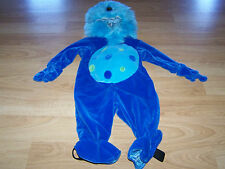 Infant Size 9 Months Koala Kids One Eyed Monster Cyclops Plush Halloween Costume