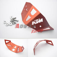 Orange Front Upper CNC Windscreen Windshield Guard For KTM 125 200 Duke