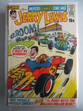 Jerry Lewis, Adventures of (1957-1971) #124 VF+
